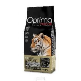 Visán Optima Nova Cat Adult Chicken a Rice 8 kg + !!!! DOPRAVA ZDARMA !!!!